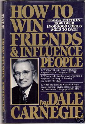 how to win friends and influence people in business