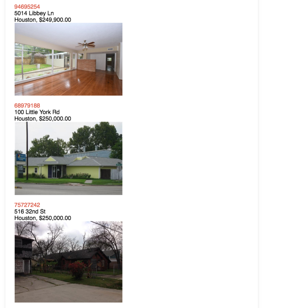real estate listings with Craft CMS and Rets Rabbit